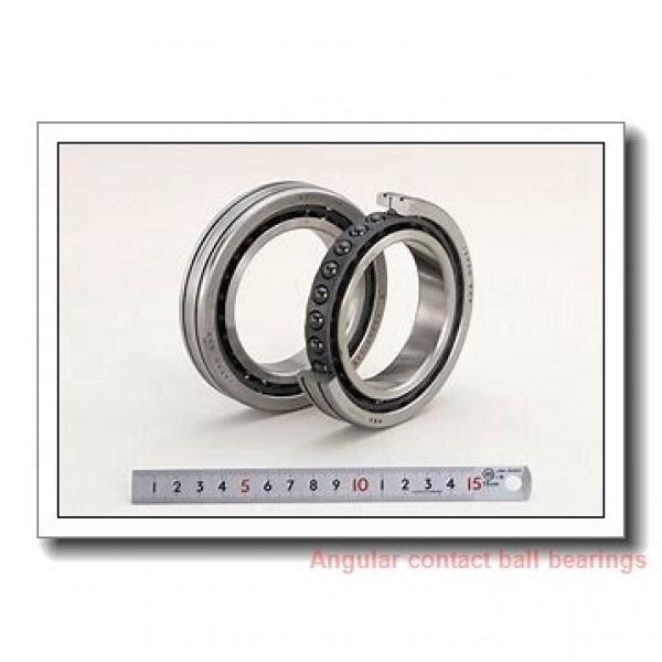 55 mm x 80 mm x 13 mm  SKF 71911 ACE/P4AL angular contact ball bearings #1 image