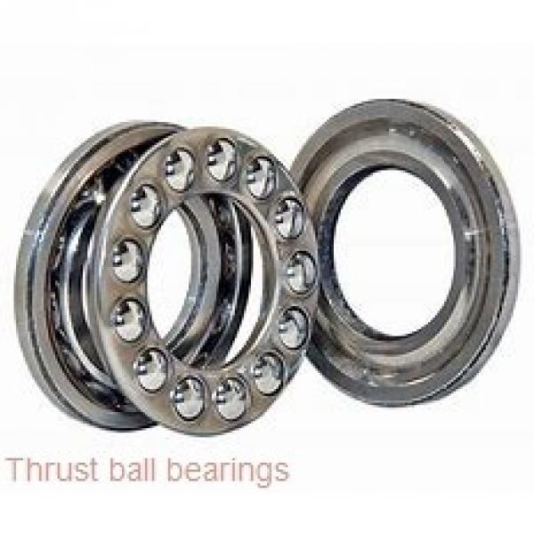 ISO 53340U+U340 thrust ball bearings #1 image