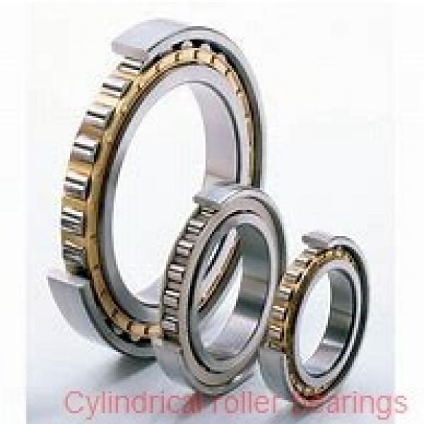 95 mm x 200 mm x 45 mm  NSK NU 319 EM cylindrical roller bearings #1 image