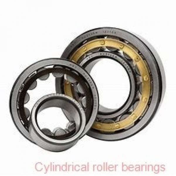 95 mm x 200 mm x 45 mm  NSK NU 319 EM cylindrical roller bearings #2 image