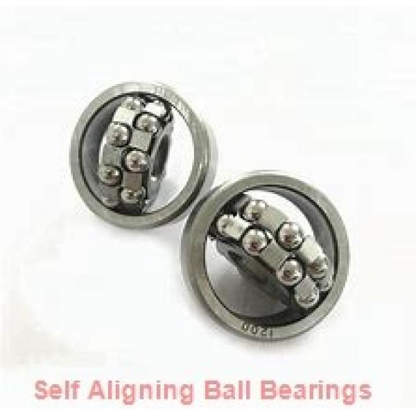 55 mm x 120 mm x 43 mm  FAG 2311-K-TVH-C3 + H2311 self aligning ball bearings #3 image