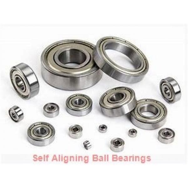 55 mm x 120 mm x 43 mm  FAG 2311-K-TVH-C3 + H2311 self aligning ball bearings #1 image